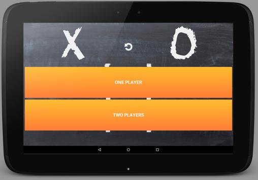 OXO - Tic Tac Toe screenshot 1