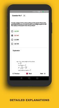 NEET 2019 Mock Test - MockGuru screenshot 3
