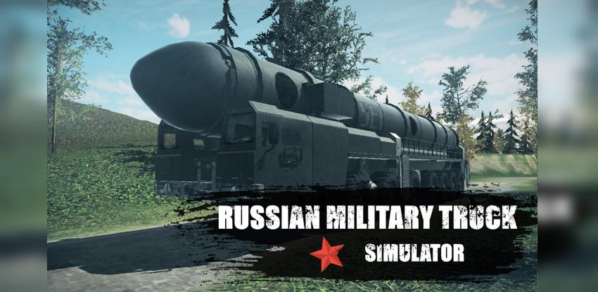 RussianMilitaryTruck: Simulator APK