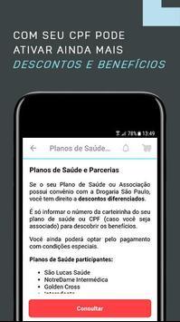 Drogaria São Paulo screenshot 4