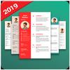 Icona CV Maker Resume Builder PDF Template Format Editor