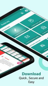 Resume Builder & CV Maker - PDF Template Editor screenshot 1