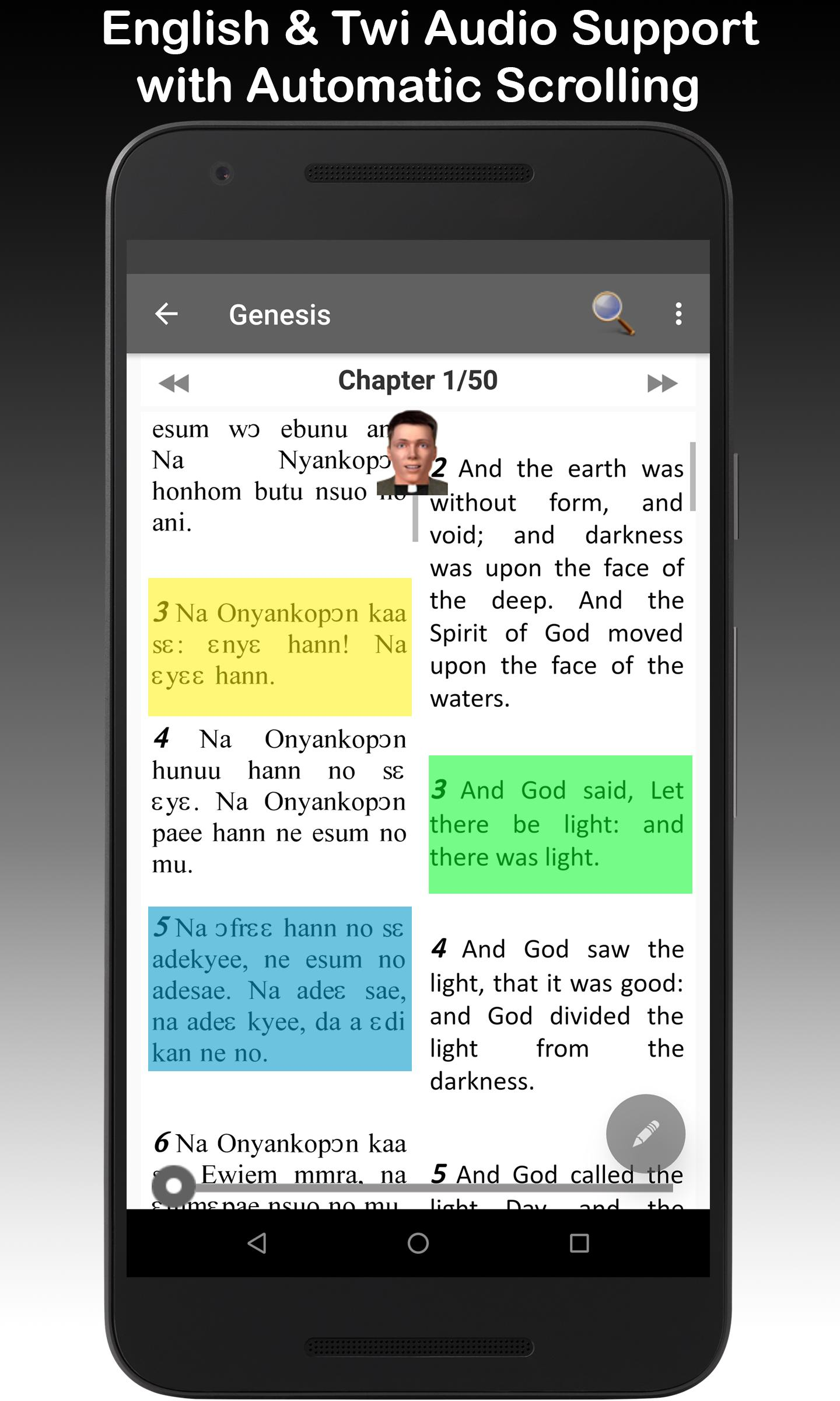 Twi & English Bible for Android - APK Download