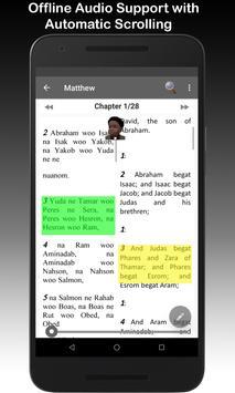 Twi & English Bible screenshot 2