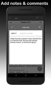 Twi & English Bible screenshot 7