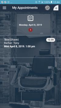 Barbersnet Client App screenshot 1