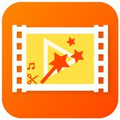 Video Editor - Video Editor & MP4 Converter icon