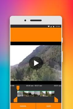 Video Editor - Video Editor & MP4 Converter screenshot 3