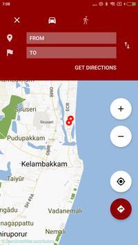 Chennai screenshot 2