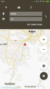 Kabul screenshot 2