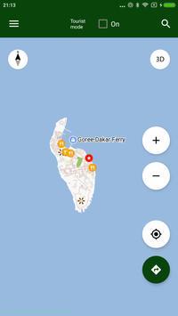 Dakar screenshot 1