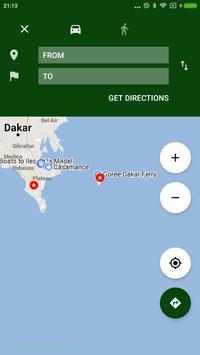 Dakar screenshot 2