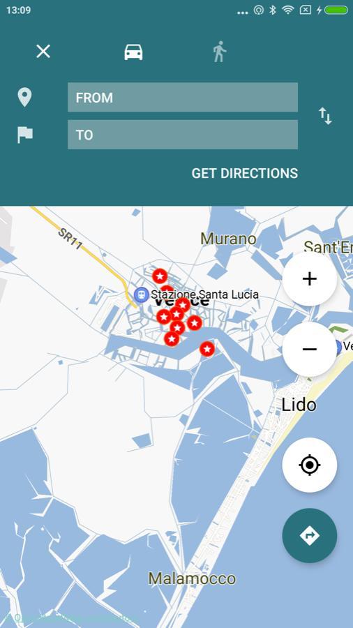 Cartina Venezia Lido.Mappa Di Venezia Offline For Android Apk Download
