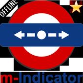 ikon m-Indicator