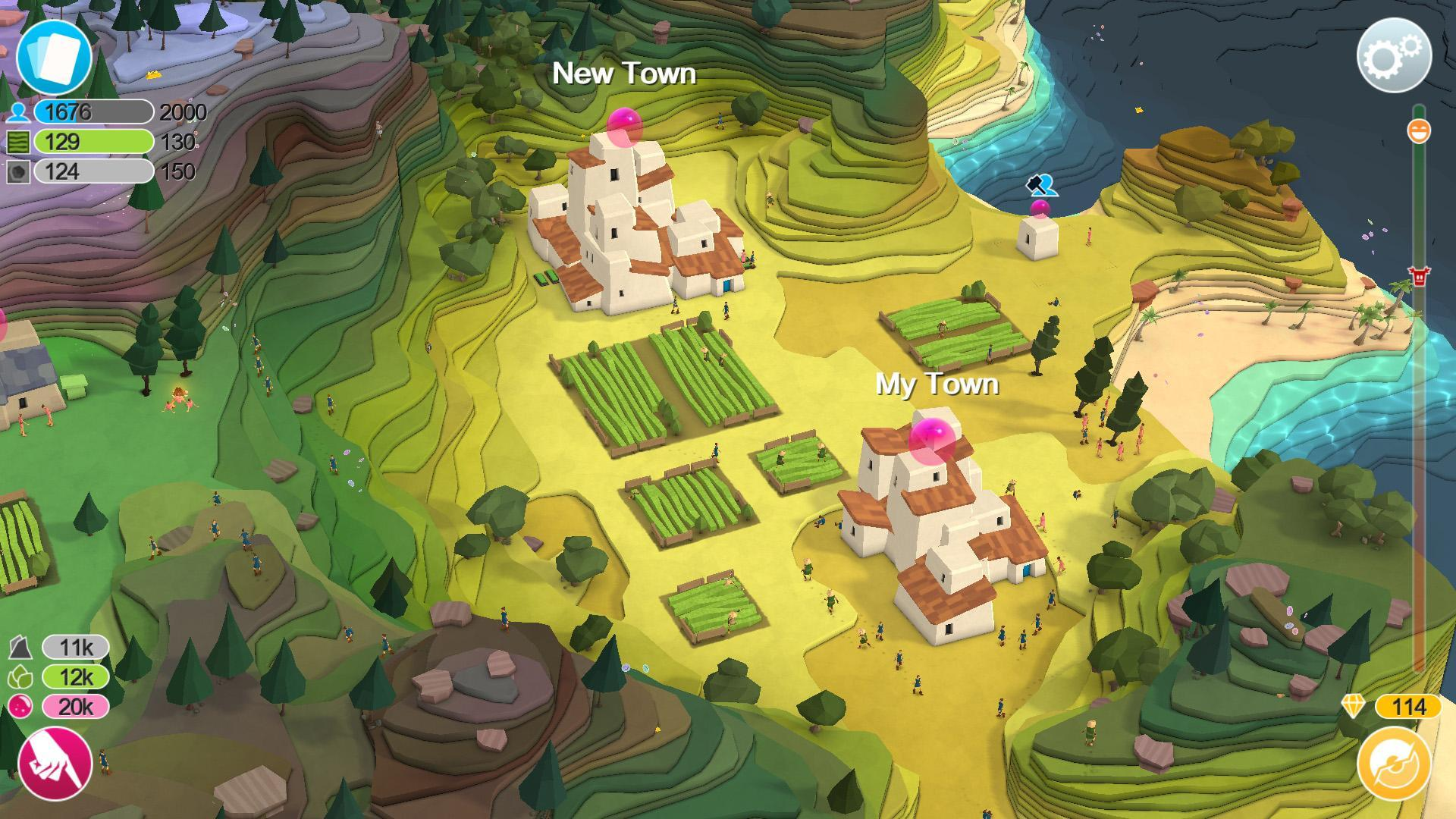 Godus for Android - APK Download