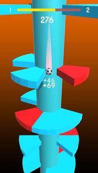 Helix Color Jump screenshot 1