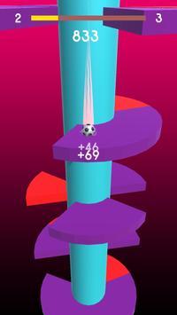 Helix Color Jump screenshot 2