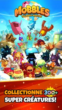 Mobbles - the mobile monsters Affiche