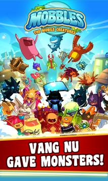 Mobbles - the mobile monsters-poster