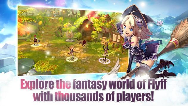 Flyff Legacy - Anime MMORPG poster