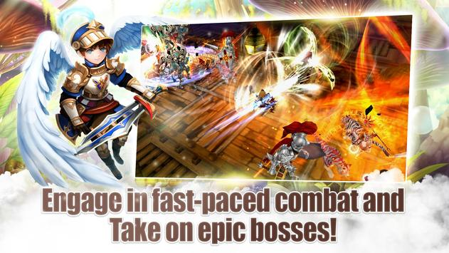 Flyff Legacy - Anime MMORPG - Free MMO Action RPG screenshot 1