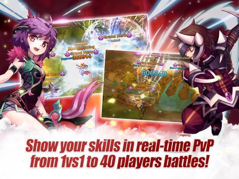 Flyff Legacy - Anime MMORPG स्क्रीनशॉट 8