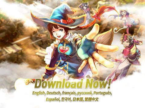 Flyff Legacy - Anime MMORPG स्क्रीनशॉट 9