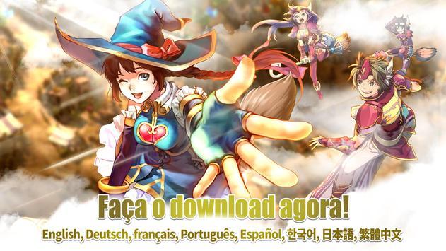 Flyff Legacy - MMORPG de Anime imagem de tela 4