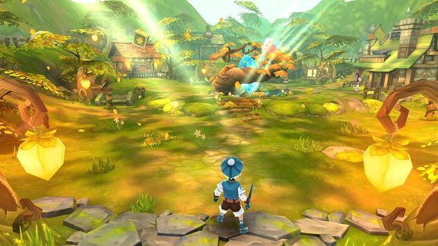Flyff Legacy - MMORPG de Anime imagem de tela 5
