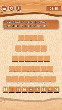 Word Scramble Free screenshot 3