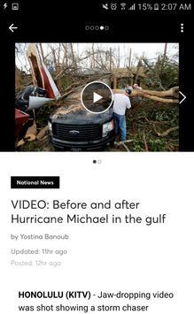2 Schermata KITV4 Island News