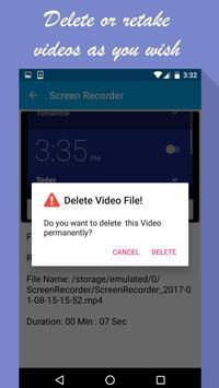 screen video recorder apk file