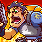 Metal Mercenary - 2D Platform Action Shooter APK