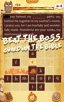 Bible Words - Verse Collect Word Stacks Game screenshot 1