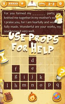 Bible Words - Verse Collect Word Stacks Game screenshot 2