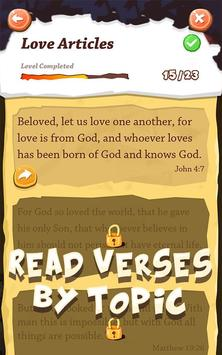 Bible Words - Verse Collect Word Stacks Game screenshot 4