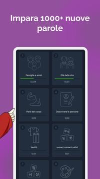 11 Schermata Coreano per i principianti. Imparare il coreano.