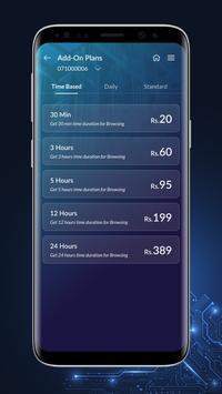 Mobitel Selfcare screenshot 1