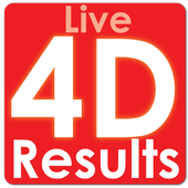 Live 4D Results icon