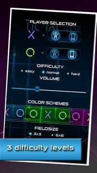 Tic Tac Toe Glow screenshot 3