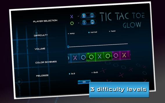 Tic Tac Toe Glow screenshot 8