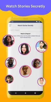 Followers & Likes Tracker for Instagram - Repost screenshot 4