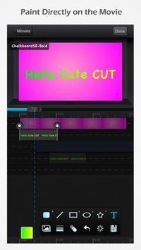 Cute CUT スクリーンショット 1