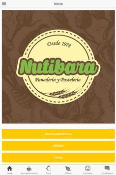 Panadería Nutibara poster