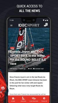 IDEC SPORT screenshot 2