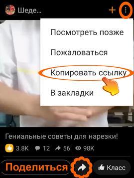OK.ru Video Downloader screenshot 5