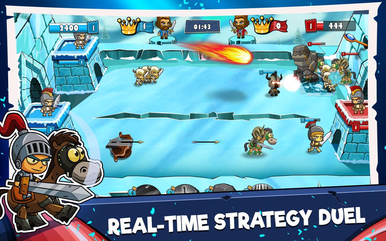 game castle clash mod apk offline