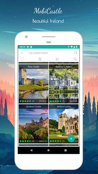 Castles of Great Britain and Ireland poster