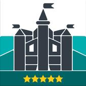 World of Castles Pro आइकन