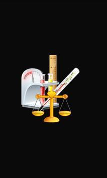 Unit Measurement poster